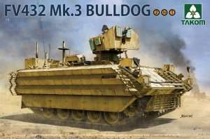 FV 432 Mk.3 Bulldog 2in1 in scale 1-35
