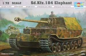 German tank destroyer Sd.Kfz. 184 Elephant