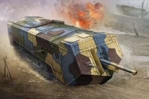 Hobby Boss 83859 French Saint-Chamond Heavy Tank - Medium