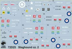 Staghound in Polish service vol.2