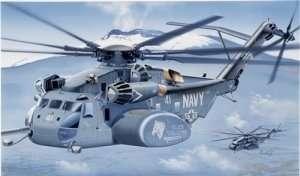 Helicopter MH-53E Sea Dragon in scale 1-72