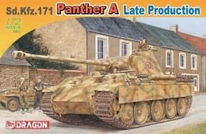 Sd.Kfz.171 Panther Ausf. A Late Production Dragon 7505