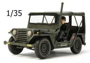 Tamiya 35334 American Utility Truck M151A1 (Vietnam War)