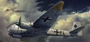 Hasegawa 02180 Junkers Ju188F Long Range Recon. Plane