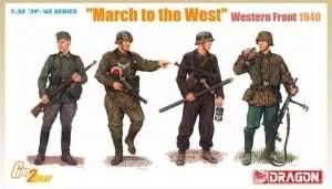 Dragon 6703 March to the West Western Front 1940