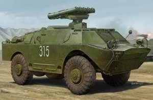 Russian 9P148 Konkurs BRDM-2 Spandrel in scale 1-35