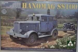 Takom 2068 model Hanomag SS100