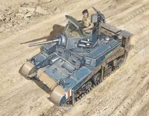 Italeri 15761 M3/M3A1 Stuart