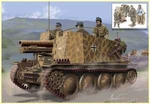 Sd.Kfz. 138/1 Geschutzwagen 38 H in scale 1-35