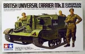 Tamiya 35175 Universal Carrier Mk.II European Campaign