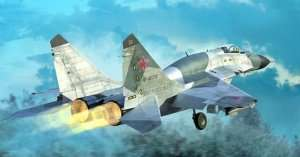Russian fighter Mig-29 MT Trumpeter 01676