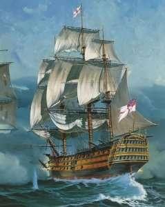 Revell 05767 Battle of Trafalgar Gift-set