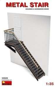 MiniArt 35525 Metal Stair