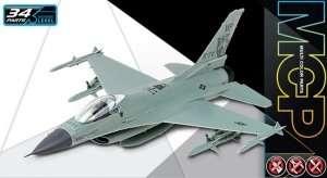 Academy 12541 USAF F-16C Multirole Fighter