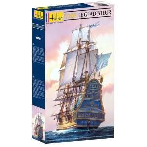 Le Gladiateur in scale 1-200 Heller 80826