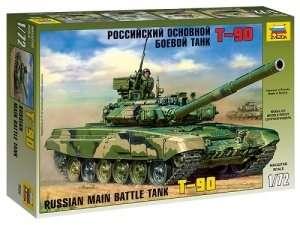 Zvezda 5020 Russian MBT T-90