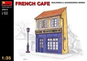 MiniArt 35513 French Cafe