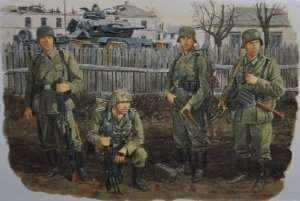 Dragon 6122 Figurki Approach To Stalingrad (Autumn 1942)