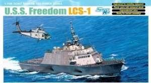 Dragon 7095 U.S.S. Freedom LCS-1