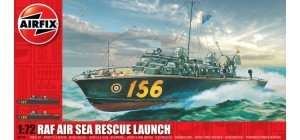RAF Air Sea Rescue Launch scale 1:72