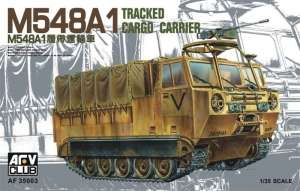 M548A1 Tracked Cargo Carrier model AFV 35003 in 1-35