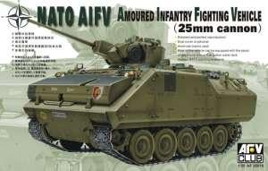 NATO AIFV model AFV 35016 in 1-35