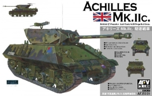 Achilles Mk.IIC model AFV Club 35039 in 1-35