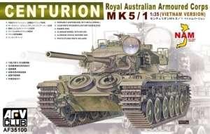 Centurion Mk. 5/1 Royal Australian Armoured Corps AFV 35100