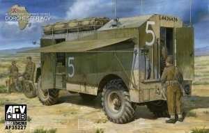 Armoured Command Vehicle Dorchester ACV in scale 1-35