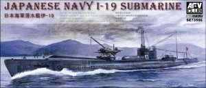 AFV SE73506 Japanese Navy I-19 Submarine