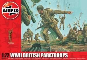 WWII British Paratroops in scale 1-72 - Airfix A01723