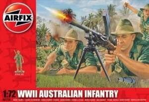 WWII Australian Infantry in scale 1-72 - Airfix A01750