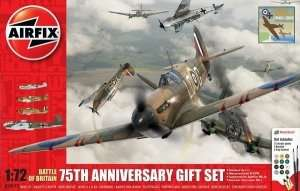 Battle of Britain - 75th Annivensary Gift Set in scale 1-72