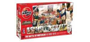 The Battle of Waterloo 18 June 1815 - Model kit - scale 1:72