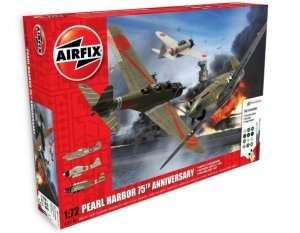 Gift Set - Pearl Harbor 75th Anniversary - scale 1-72