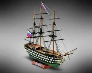 Alexander Newsky - Mamoli MM73 - wooden ship model kit