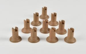 Wooden columns 32mm. - Amati 5685/03