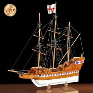 Amati 600/02 Elizabethan Galleon - wooden ship model kit