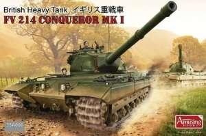 Tank FV214 Conqueror Mk I in scale 1-35 Amusing 35A006
