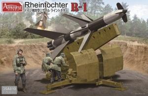Rheintochter R-1 model Amusing Hobby 35A010 in 1-35