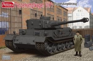Panzerkampfwagen VI Tiger (P) Truppenubungsfahrzeug