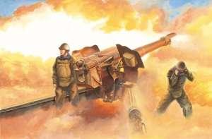 Soviet D-74 122mm Field Gun in 1:35 Trumpeter 02334