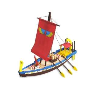 Cleopatra Egyptian Boat - Artesania 30507 - Junior Collection