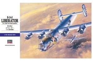 B-24J Liberator in scale 1-72
