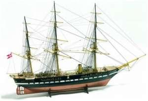 Fregatten Jylland - wooden model BB5003 in 1-100