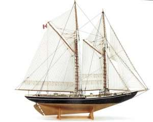 Bluenose II in scale 1-100 BB600