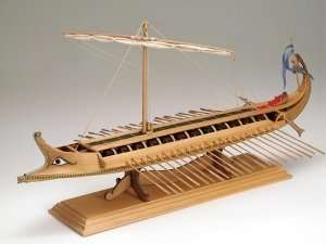 Bierme Greek Warship - Amati 1404 - wooden ship model kit