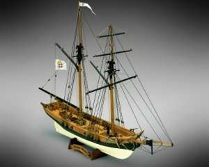 Black Prince - Mamoli MV46 - wooden ship model kit