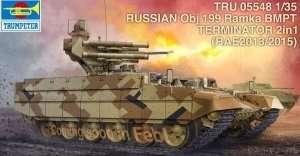 Russian Object 199 Ramka BMPT Terminator