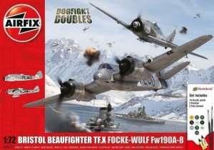 Bristol Beaufighter Mk.X Focke-Wulf Fw190 Gift Set A50171